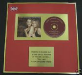 CELINE DION & BARBRA STREISAND-CD single Award-TELL HIM